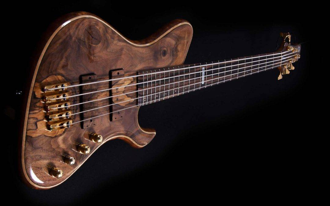 Rikkers 30th Anniversary Hollowline Walnut