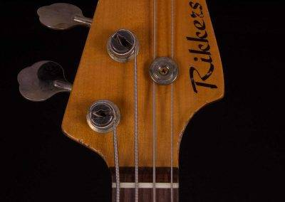 Rikkers Precision Bass 64 relic Look Kop