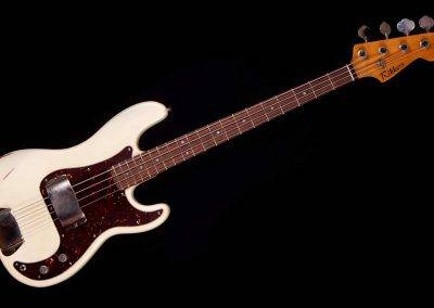 Rikkers Precision Bass 64 relic Look