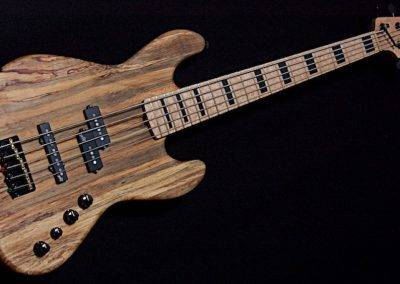 Rikkers Classicline Spalted Alder