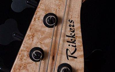 Rikkers Classicline 5-string Bass