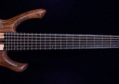 Rikkers Bodyline Ovangkol/Maple