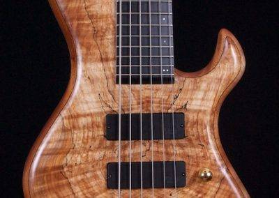 Rikkers Powerline Spalted Maple