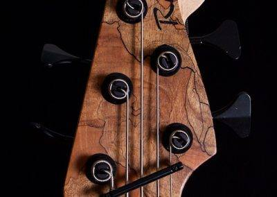 Rikkers Classicline Spalted Maple
