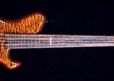 Rikkers Powerline Quilted Maple