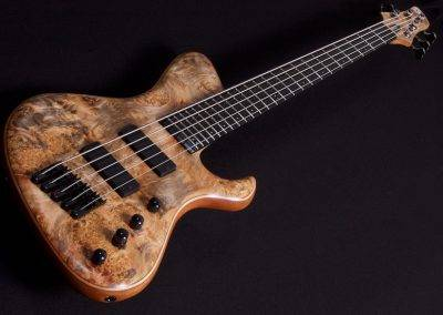Rikkers Powerline burl Maple