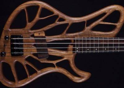 Rikkers Treeline Ovangkol 4-string