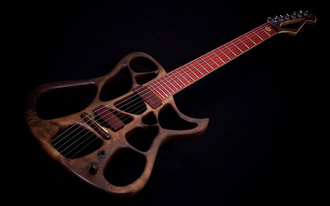Treeline Guitar