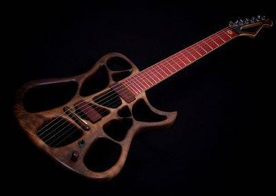 Rikkers Treeline Guitar Spread