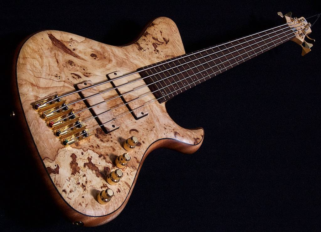 Hollowline Burl Maple