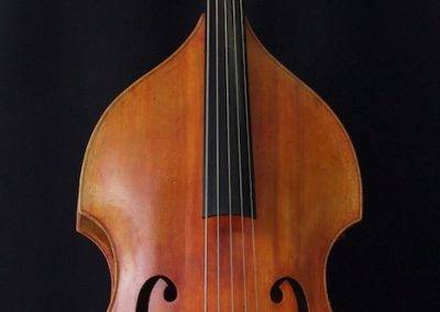 DeFroe 5-string Double Bass