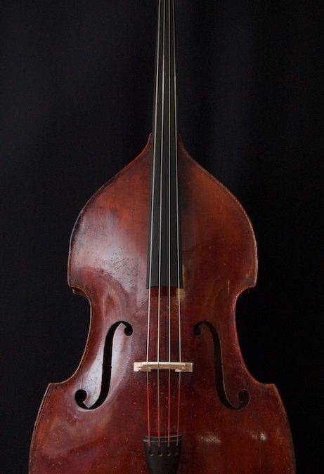 German Old Double Bass, ca 90 years old